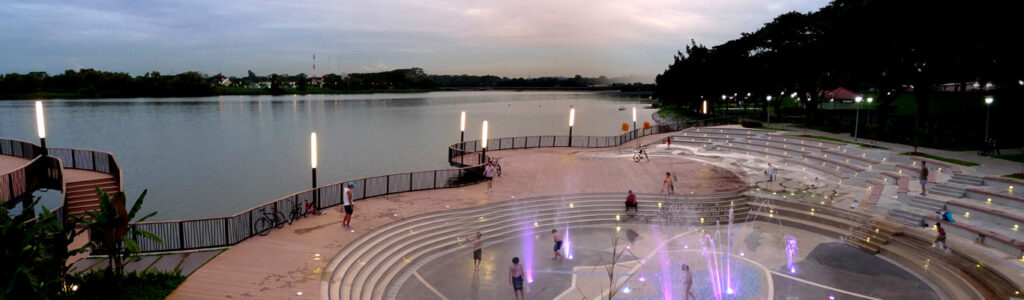 The attraction of D22-28 Condo For Sale & Singapore Executive Condo, Lower Seletar Reservoir