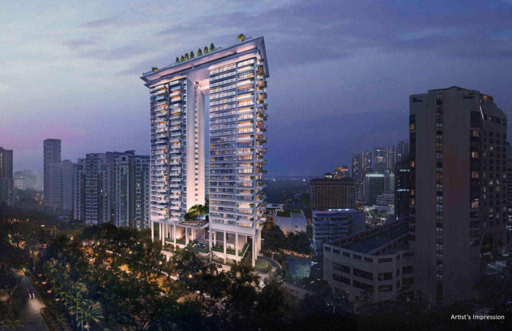 Boulevard 88 Orchard Rd Apartment For Sale