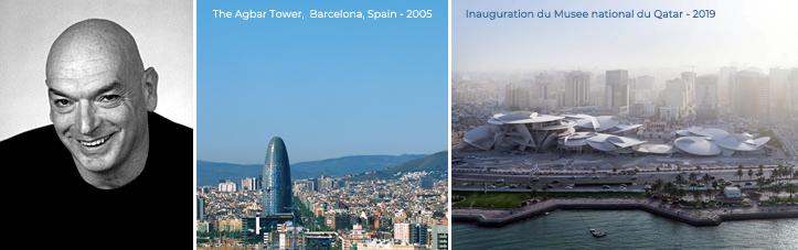 Jean Nouvel, Pritzker Prize winner and Architect Extraordinaire