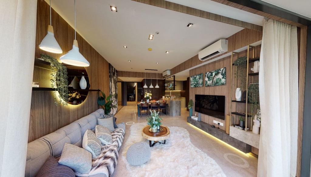 One Pearl Bank Condo 3 Bedrooms