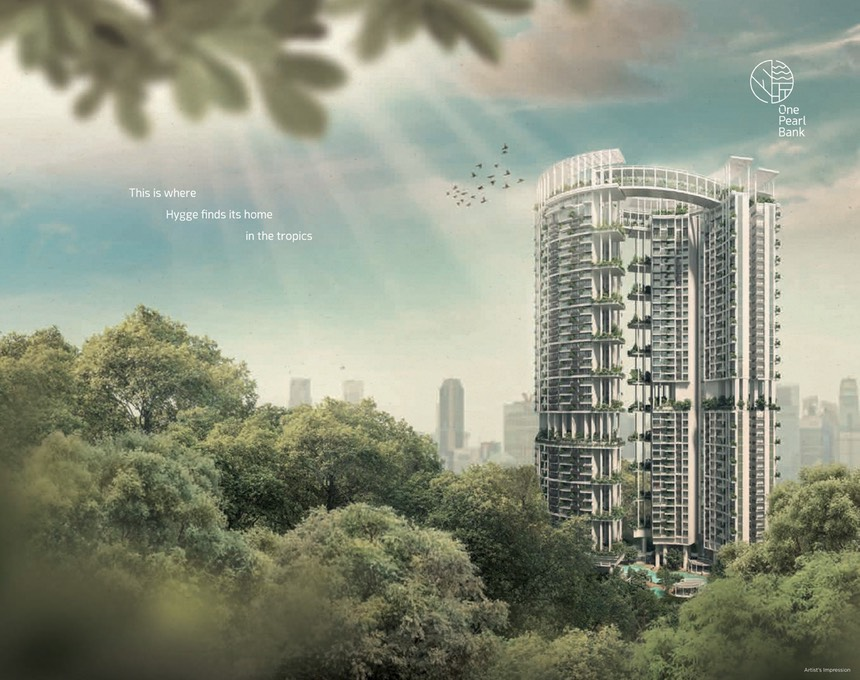 One Pearl Bank New Launch Condo For Sale Singapore