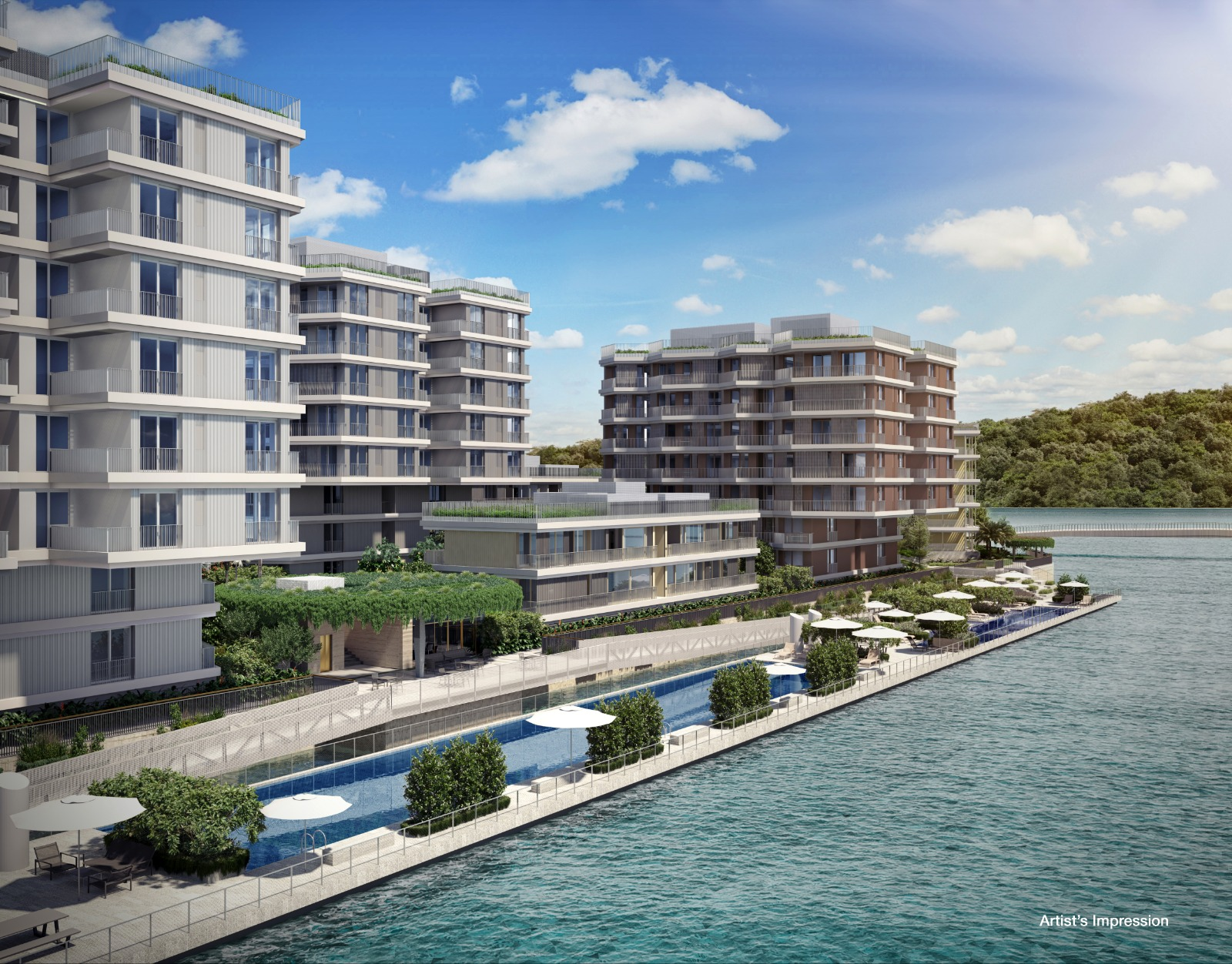 The Reef At King's Deck The True Waterfront Living