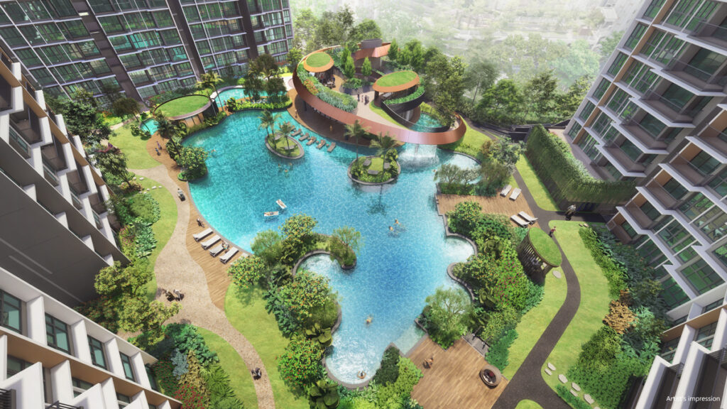 Parc Central Residences Executive Condo EC
