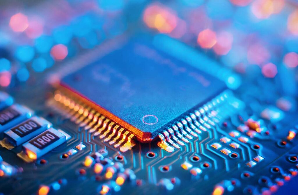 Singapore Economy will be boost by electronics and precision engineering