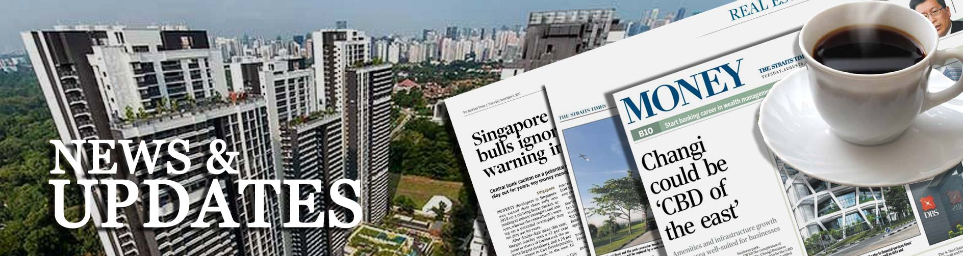 Singapore Property News & Updates, Singapore Real Estate