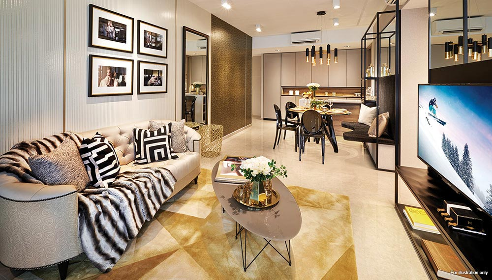 Showflat of Tapestry Condo For Sale