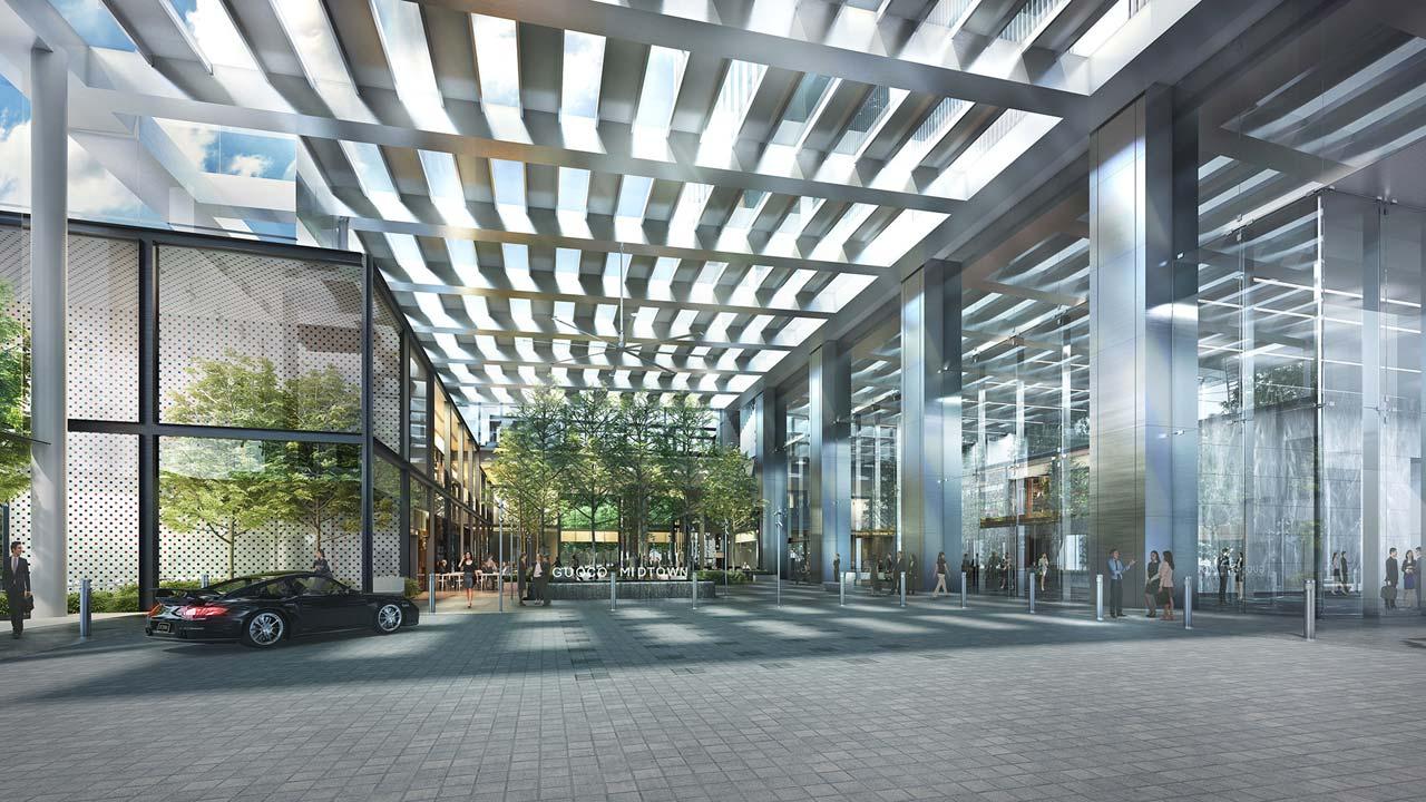 Guoco Midtown Square