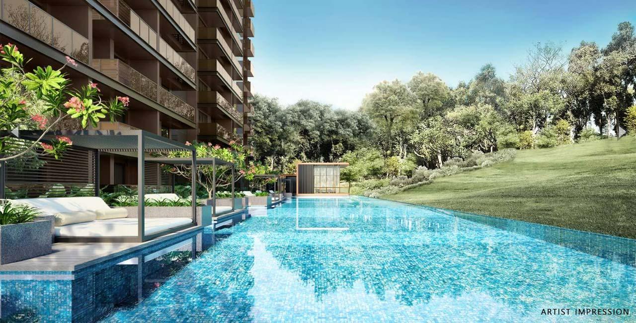 Private Residential Landmark New Launch Condo