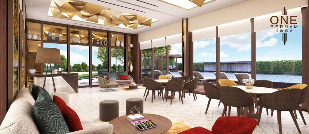 One Bernam Lounge