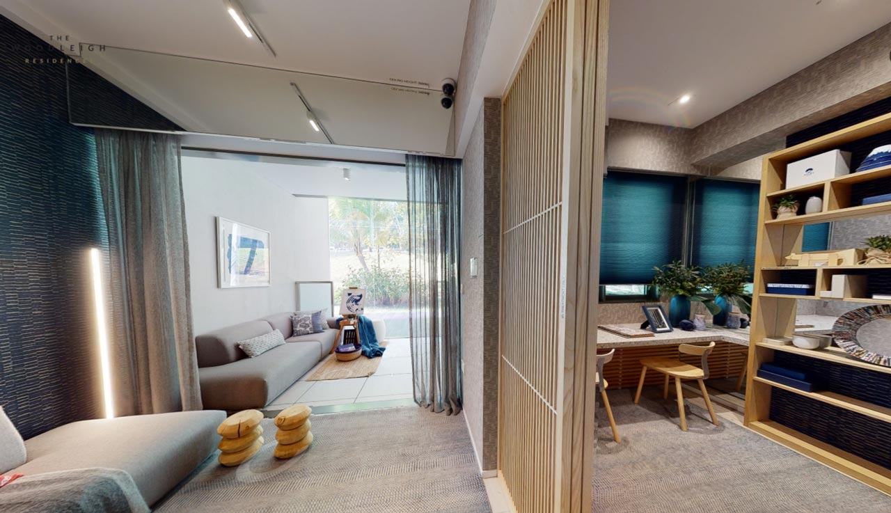 The Woodleigh Residences 2 Bedroom Deluxe B2a 667 sqft