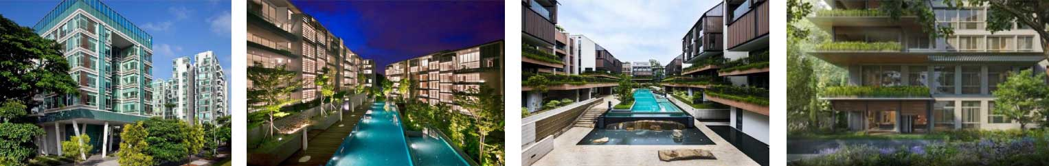 UOL, UIC & Keng Leong, the joined developer of Watergardens At Canberra Condo