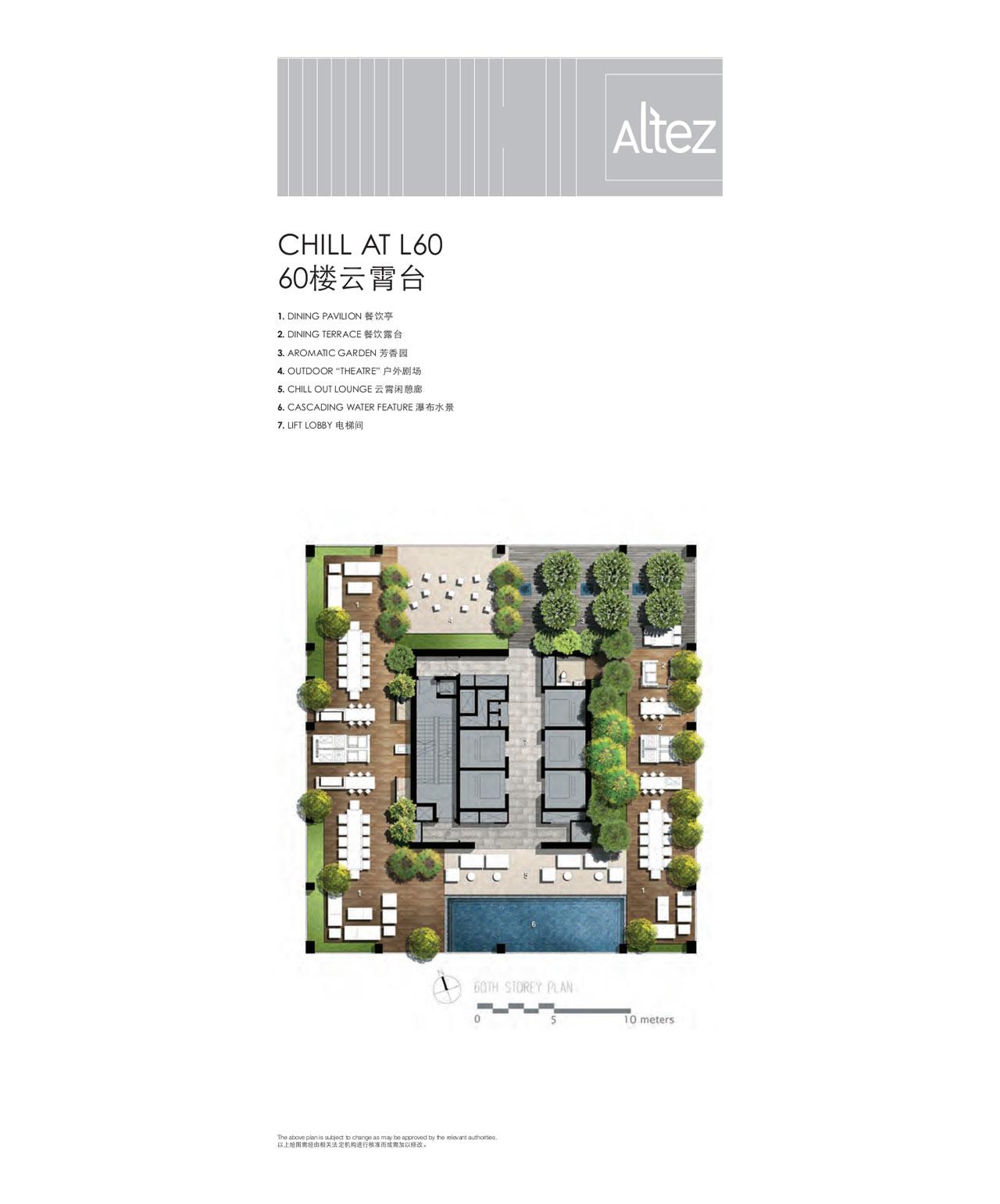 Site Plans Level 60