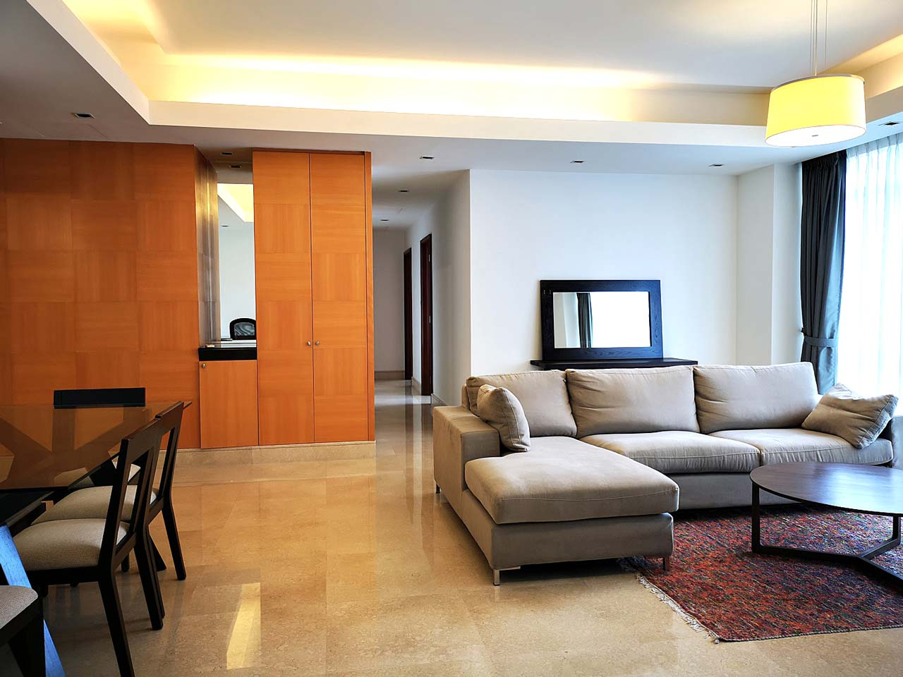 Orchard Scotts Condo For Rent - Living Room