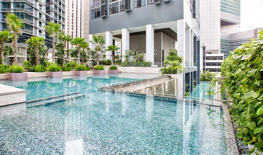 Pools & Water Feature in Altez Singapore