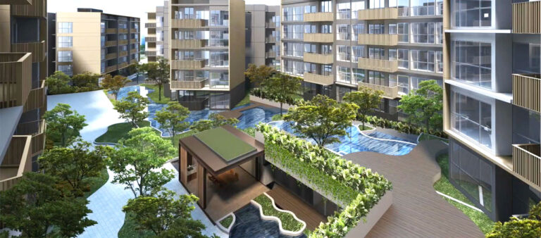 The Watergardens At Canberra Condo By UOL UIC Kheng Leong