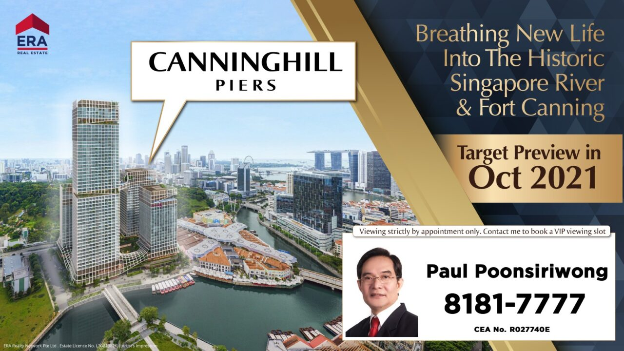 Canninghill Piers Showflat Opening
