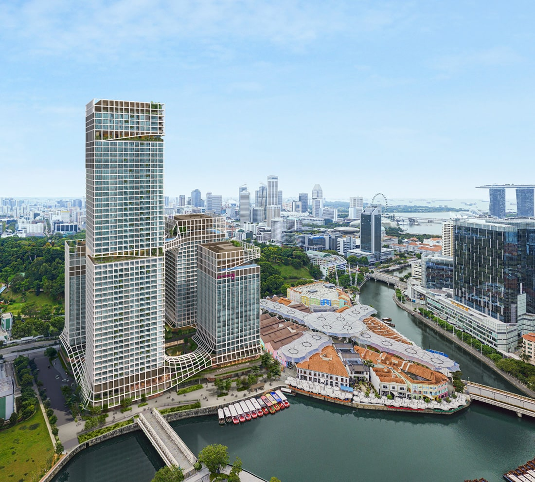 Canninghill Piers Price Analysis. The development by CDL-Capitaland Singapore